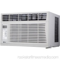 115 V Window Mounted 6,000 BTU Air Conditioner with Remote Control