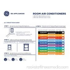 General Electric 5,000 BTU Window Air Conditioner with Remote, 115V, GE AEZ05LV 556338199
