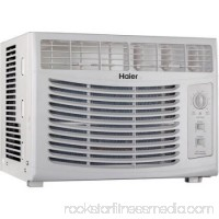 Haier 5,000 BTU Window Air Conditioner, 115V, HWF05XCR-L   565803178
