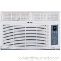 Haier HWR06XCR-L 6,000 BTUs Air Conditioner, White   566768146
