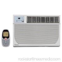 Impecca IWAH12KRB 12000 BTU 240 Volt Window Air Conditioner with 11600 BTU Heate