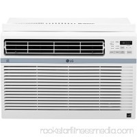 LG Energy Star 10,000 BTU 115V Window-Mounted Air Conditioner with Wi-Fi Control   563102450