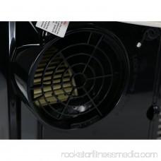 Amana 12,000 BTU Portable Air Conditioner with Remote Control in Gold/Black 565272546
