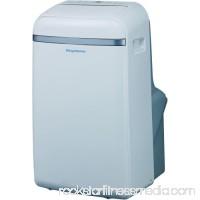 Keystone KSTAP14B 14000 BTU 115 Volt Portable Air Conditioner with Follow Me Temperature Sensing Remote 552598735