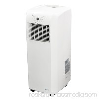 NewAir AC-10100H Ultra Compact 10,000 BTU Portable Air Conditioner and Heater   551959624