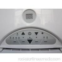Sunpentown WA-9061H 9,000-BTU Room Portable Air Conditioner with Supplemental 8,500-BTU Heater   552299091