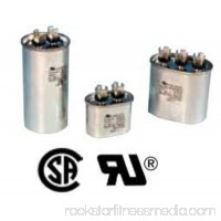 440 Volt Round Run Capacitor 50 MFD FOR CENTRAL AIR CONDITIONER