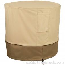 Classic Accessories Veranda Round Patio Air Conditioner Storage Cover, fits up to 34 diameter 001604126