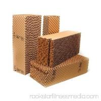 Dial Mfg 3453 MasterCool Evaporative Cooler Pad, Rigid Media, 40 x 28 x 12-In. - Quantity 1