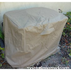 Formosa Covers Extra large rectangular Air Conditioner Cover 38x36x38H - All Weather 555792396