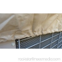 "Formosa Covers Extra large rectangular Air Conditioner Cover 38""x36""x38""H - All Weather   555792396"