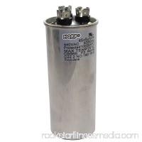 HQRP 45uf 5uf 370-440V Dual Run Capacitor CBB65 AC Electric Motor Start HVAC Blower Compressor Furnace CBB65-R 45MFD 97F9851 5MFD 27L889 Z97F9851 + HQRP Coaster