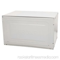 Koldfront Through the Wall Air Conditioner Sleeve - White