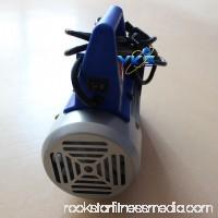 New R410a R134 1 Stage Rotary Vane 4CFM1/3HP Deep Vacuum Pump HVAC AC Air Tools   569889248