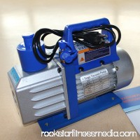Professional 5CFM 1/3HP Single Stage Rotary Vane Deep Vacuum Pump Air Conditioning Tool   568976803