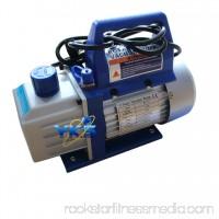 R410a R134 1 Stage Rotary Vane 4CFM1/3HP Deep Vacuum Pump HVAC AC Air Tools   569875975