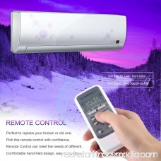 Universal Air Conditioner Remote Control Controller Replacement for Media R51M