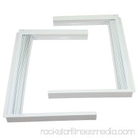 WJ68X10067 For GE Air Conditioner Window Side Curtain