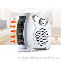 Ceramic Portable Personal Electric Space Heater 500 Watt