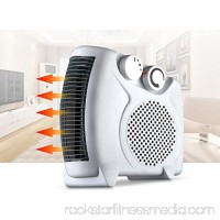 Ceramic Portable Personal Electric Space Heater, 500W