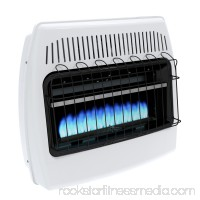 Dyna-Glo 30,000 BTU Natural Gas Blue Flame Vent Free Wall Heater   554569900