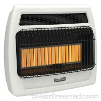 Dyna-Glo IRSS30NGT-2N 30,000 BTU Natural Gas Infrared Vent Free Thermostatic Wall Heater   565599359