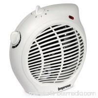 Impress 1500-Watt Compact Fan Heater 556379719