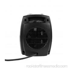 Lasko Electric Ceramic 1500W Heater, Silver/Black, 754200 564702862