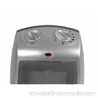 Lasko Electric Ceramic 1500W Heater, Silver/Black,  754200   564702862