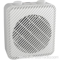 Lorell Thermo Heater, White   555276035