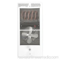 Markel Products HF4320T2RPW BtuH 5120/6826 Electric Wall Heater