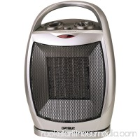 OPSH7247 H-7247 Portable Oscillating Ceramic Heater With Thermostat   551883197