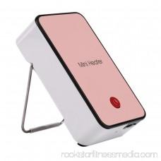 Portable Mini Handheld Electric Winter Heater Home Office Desktop Air Fan Warmer