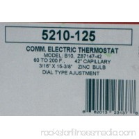 5210-125 Robertshaw Commercial Electric Oven Thermostat TT-3057 46-1113