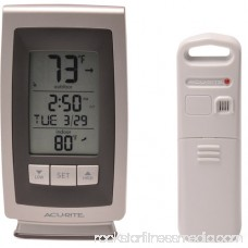 AcuRite Wireless Weather and Intelli-Time Clock Station 001189100