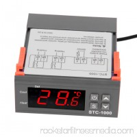 Digital STC-1000 All-Purpose Temperature Controller Thermostat With Sensor 570344203
