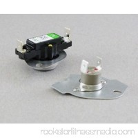 Dryer Thermal Cut Off and Thermostat 312968, L250-80F
