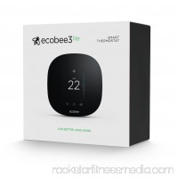 ecobee3 Lite Smart Thermostat 2.0, No Hub Required   564040491