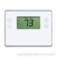 GoControl Smart Battery-Powered Thermostat, Hub Required   555284608