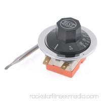 Unique Bargains Electric Oven 30-110C Celsius Temperature Controller Capillary Thermostat