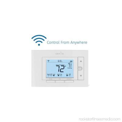 WHITE-RODGERS DIVISION ST55 Sensi WiFi Thermostat 567135666