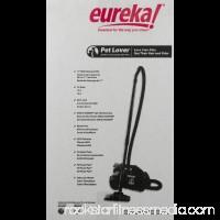 Eureka Petlovers Canister Vacuum   007435658
