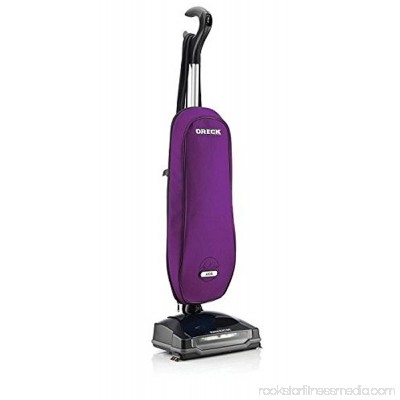 Oreck Upright Vacuum Cleaner Axis Purple | 3 YEAR Warranty | 2 Tune Ups | Carpets, Tile and Hardwood Flooring | Dirt, Debris, Pet Hair | Lightweight, High-Suction Clean