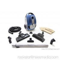 Prolux Tritan Pet Turbo Canister Vacuum Cleaner HEPA Sealed Hard Floor Vacuum 567760688