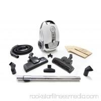 Prolux Tritan Pet Turbo Canister Vacuum Cleaner HEPA Sealed Hard Floor Vacuum 569849798