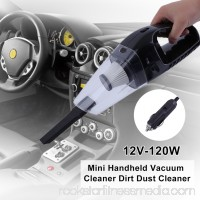 12V-120W High Power Portable Car Mini Handheld Vacuum Cleaner Dirt Dust Cleaner Collector Cleaning Appliances