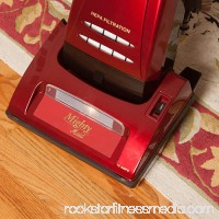 Fuller Brush FB-MMPWCF-4 Mighty Maid Upright Vacuum Cleaner with Floor/Carpet Se