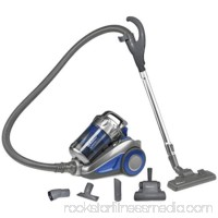 Iris Canister Vacuum Cleaner, Silver
