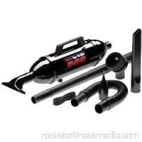 Metropolitan Vacuum Cleaner Co. VM12500T Vac 'N' Blo with Turbine Brush, Black   551886505