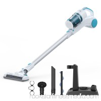 Mliter Handheld Vacuum Cleaner With HEPA Filtration,Crevice Tool & Brush Accessories 2 in 1